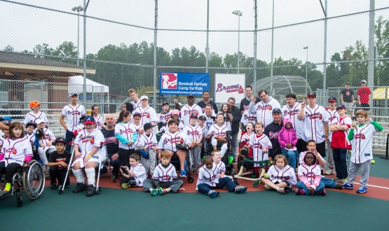 Miracle League Baseball Clinic
