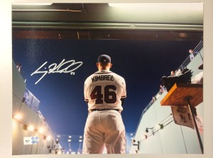 Craig Kimbrel Autographed Photo