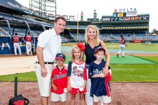 The Hobby Family from the Miracle League of Valdosta