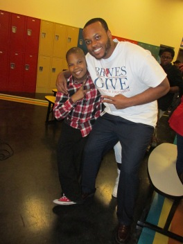 Ace in the Community - Terrence Willoughby
