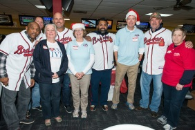 Braves Holiday Military Event