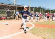 ATLANTA, GA - May 28: Clarkdale Park baseball at Clarkdale Park on May 28, 2016 in Austell, Georgia. (Photo by Isaac Green/Beam/Atlanta Braves/Getty Images) *** Local Caption ***