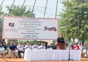 ATLANTA, GA - SEPTEMBER 10: Dacula Park refurbishment on September 10, 2016 in Dacula, Georgia (Photo by Isaac Green/Beam/Atlanta Braves/Getty Images) *** Local Caption ***